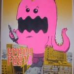 Scenefest Poster