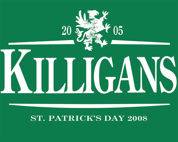 killigans st patrick's day party 2008